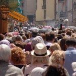 Devintinių procesija Vilniuje