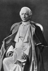 Portrait of Pope Leo XIII