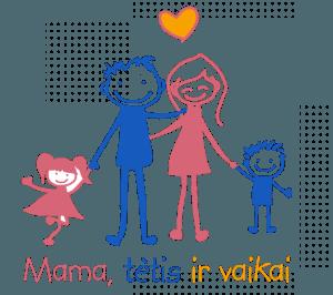 mama tetis ir vaikai nuotrauka-sum